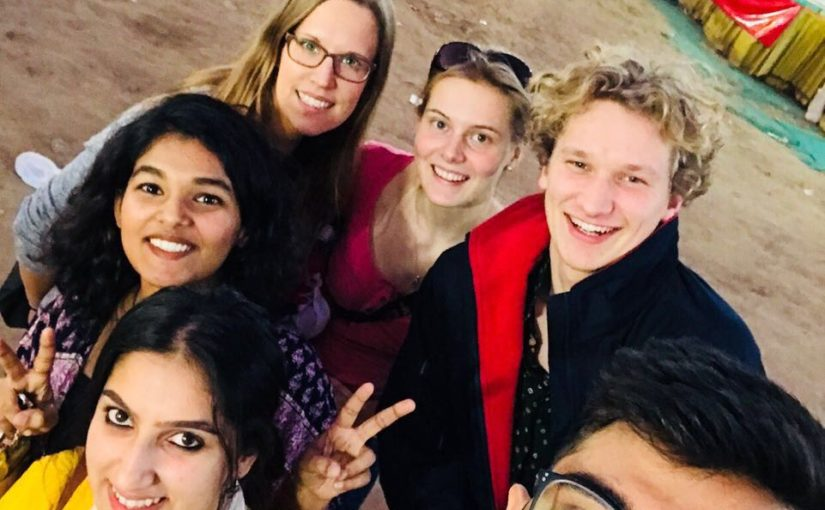 Reisetagebuch, 2. Woche: NGSE Austausch nach Gujarat, Indien