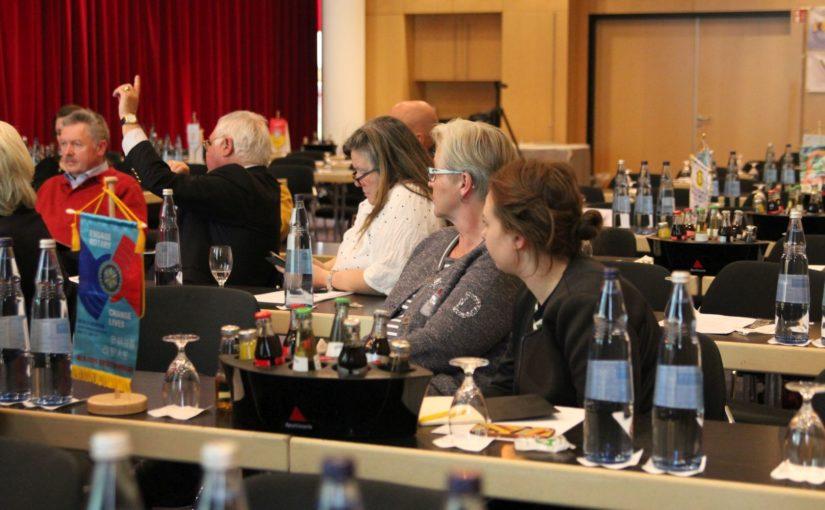 Rotary Jugenddienstleiter Tagung 2018 – Ergebnisse aus den Workshops Teil I