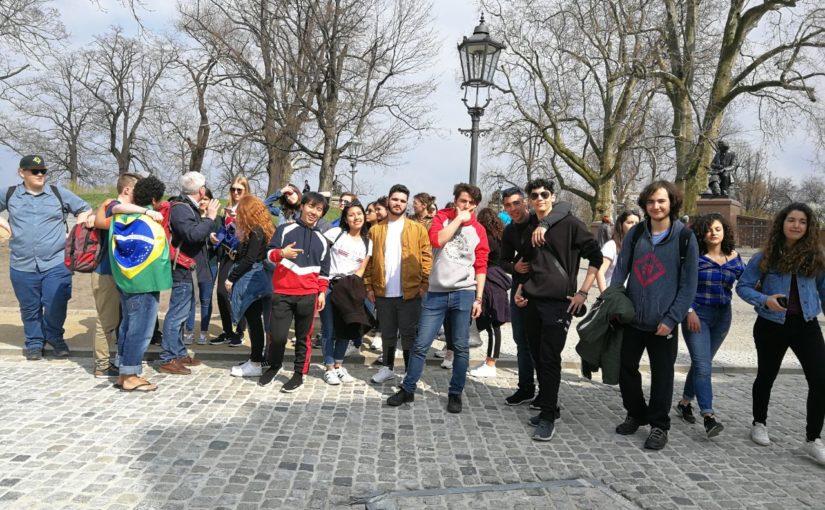 Reisebericht: Europareise der Inbounds