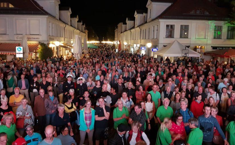 Rotary Club Potsdam: Über 50.000 Euro durch schmissige Musik