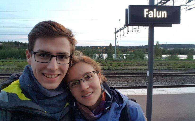 Dank Rotary: Student in Uppsala!
