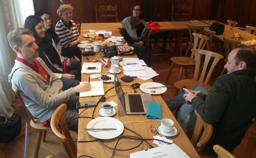 Auf nach Hamburg: Vorbereitungen für die Breakout-Session