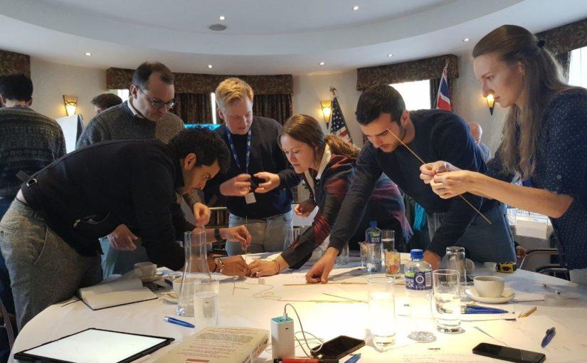 RYLA Belfast: 3 Tage, 6 Länder, 19 Teilnehmer