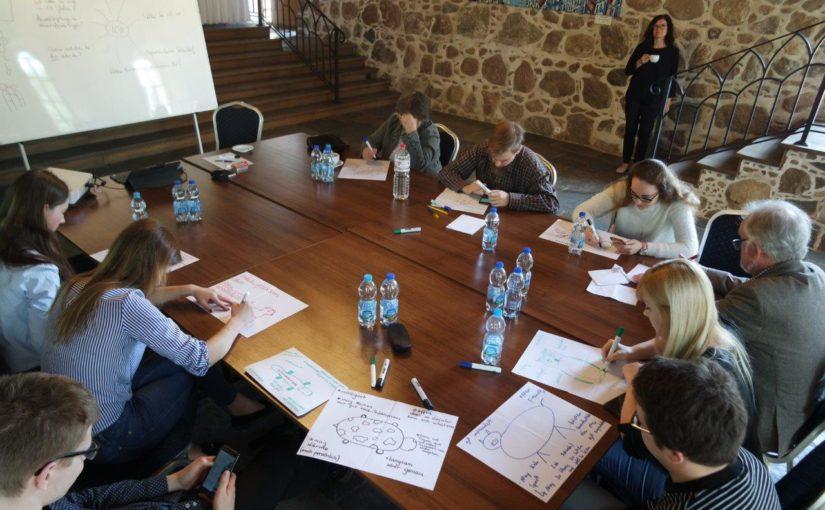 Alumni-Wochenende im Kloster Cedinya