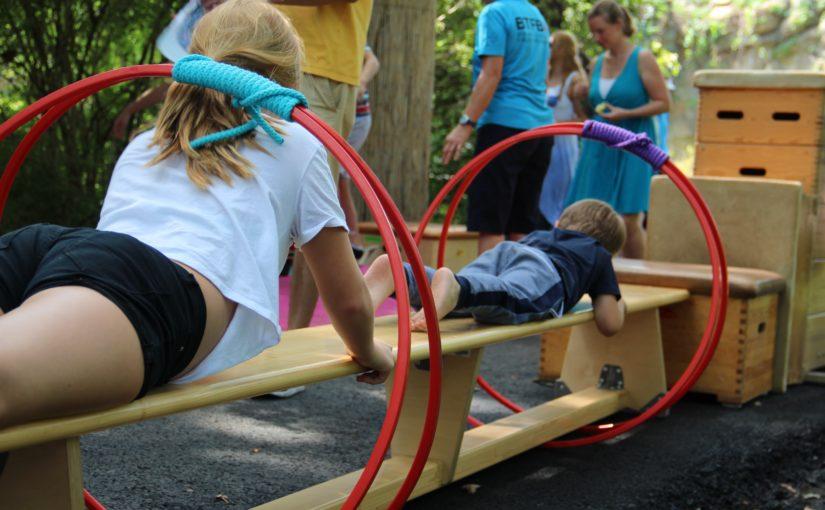 Zweiter Tag: Familien, Gruppen und Vereine auf dem 8. Berliner Kindertag im Zoo