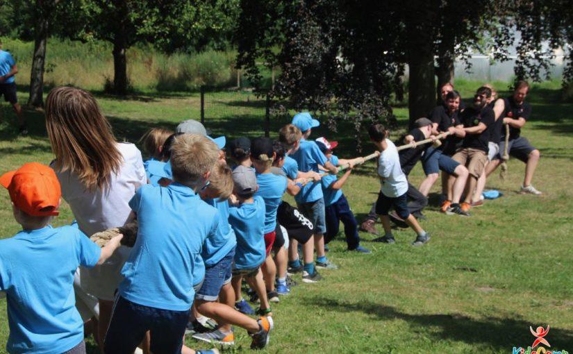 KidsCamp auf der Wasserburg Turow