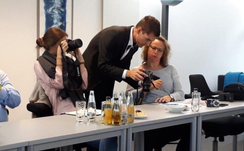 Durch die Linse geblickt: Rotarischer Foto-Workshop