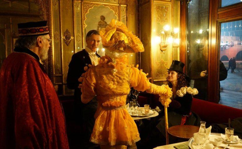 Vortrag beim RC Bernau: Zur Geschichte des venezianischen Karnevals