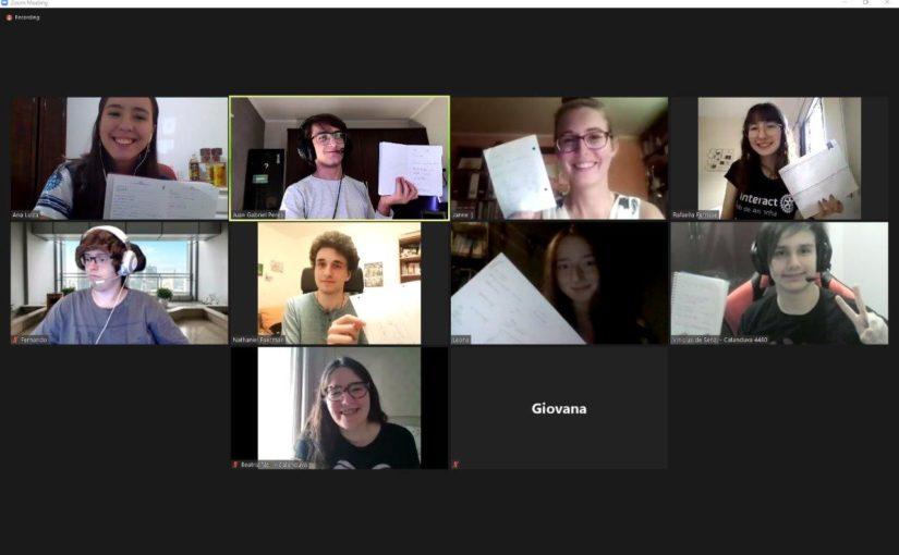Ideen für spannendere Online- und Hybrid-Meetings –  Social Media Lounge 25. November, 20 Uhr