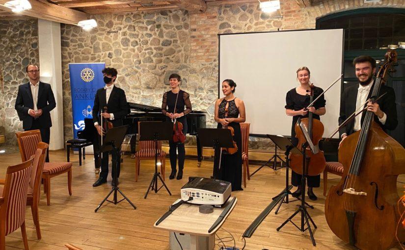 Spendenbitte: Jedes Kind sollte einmal im Leben ein Sinfoniekonzert gehört haben