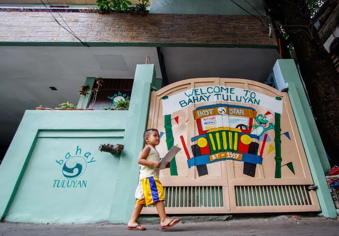BAHAY TULUYAN – ein offenes Haus für philippinische Kinder